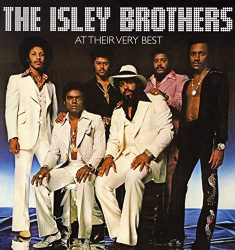 Isley Brothers,the: At Their Very Best [Vinyl LP] (Vinyl)