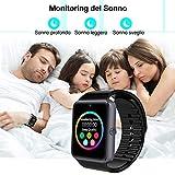 Immagine 1 willful smartwatch telefono touch con