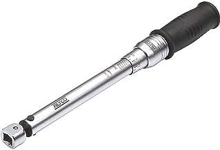Alyco 194105 dinamometrica clé pour têtes interchangeables 9 x 12 mm 20-100 Nm avec Certificat, Gris