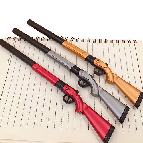 HAOXUE Bolígrafo 1 Unids Pluma Creativa 0.38Mm Tinta Negra