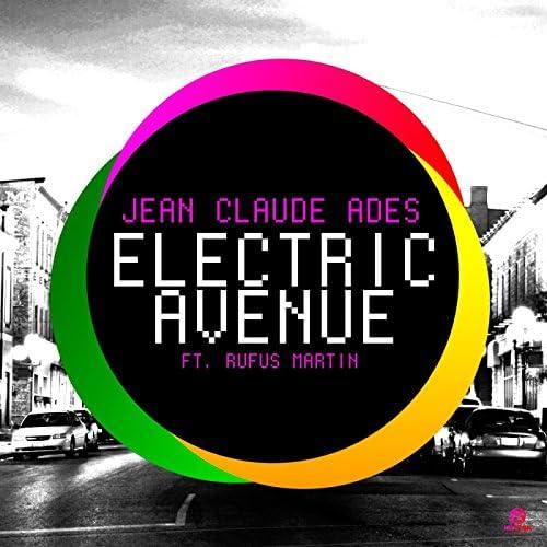 Jean Claude Ades & Rufus Martin