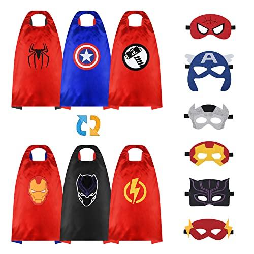 URAQT Capas de Superhéroes para Niños,...
