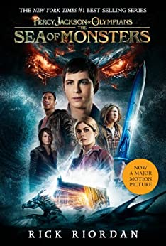 Percy Jackson and the Olympians, Book Two: The Sea of Monsters by [Rick Riordan]