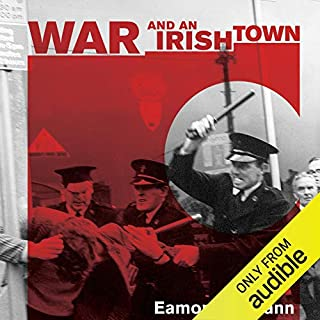 War and an Irish Town audiobook cover art