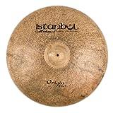 Istanbul Mehmet Cymbals Jazz Series OD-DR24 Origin Dark Ride 24-Inch Cymbal