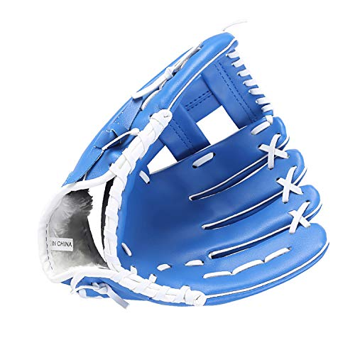 Aisennek Baseball Glove Outdoor Sports Batting Gloves Baseball Glove Soft...