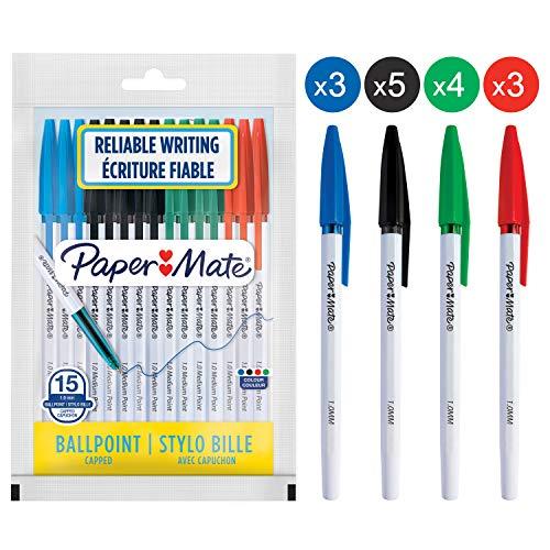 commercial petit stylo bille puissant
