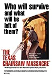 Close Up Texas Chainsaw Massacre Poster (68cm x 101cm)