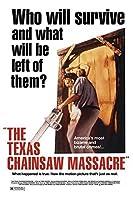 Texas Chainsaw Massacre Poster (68cm x 101cm)