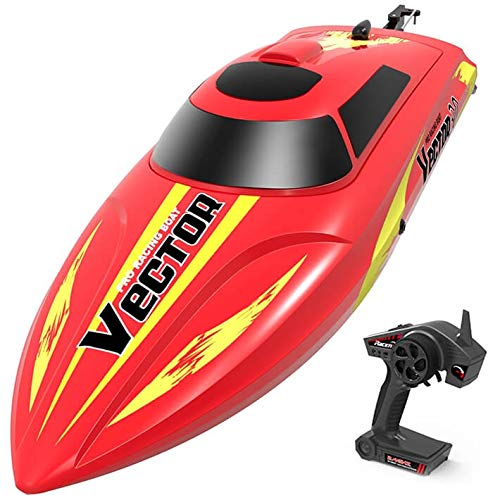 Volantex V795-3R RACENT Vector 30 Boot RTR RED RC