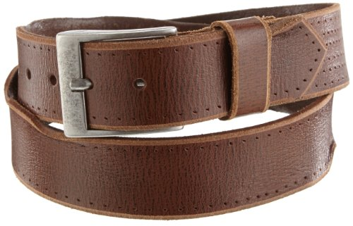 MGM - Ceinture - Homme - Marron (Braun-Used) - FR : 12/2 (Taille fabricant : 100)