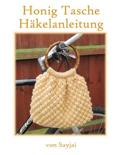 Honig Tasche Häkelanleitung