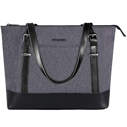KROSER Laptop Tote bag 15.6 Inch...