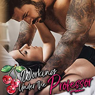 Working Under the Professor audiobook cover art