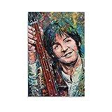 LIANGBO Paul McCartney Pintura Poster dekorative Malerei