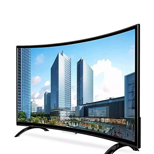 CIKO TV LED TV Curvada 4K HD De 32 Pulgadas, Espacio De Almacenamiento Interno 8g, Brillo 300cd / M2, Frecuencia De Actualización 60Hz, Resolución 1920 * 1200, Fuente De Alimentación 60W