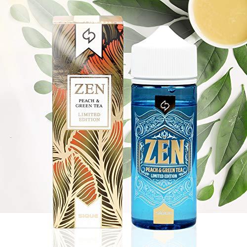 ZEN (100ml) Plus e Liquid by SIQUE Berlin Nikotinfrei