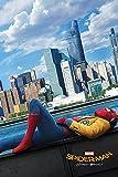 Póster Marvel Spider-Man Homecoming - Afiche promocional [Teaser] (61cm x 91,5cm)