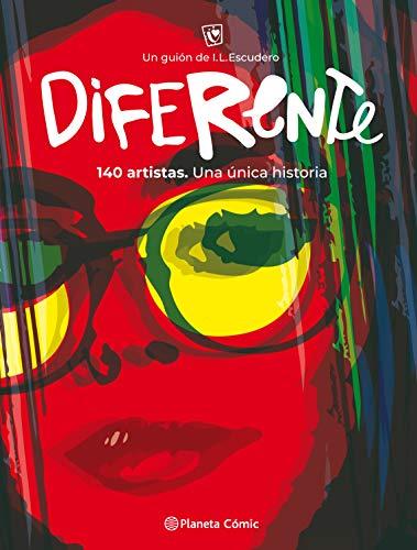 Diferente (Dibujos por sonrisas) (Novela gráfica)