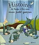 Histoires de loups ?? lire avec mon petit garcon by Ghislaine Biondi (2014-09-12) - Fleurus - 12/09/2014