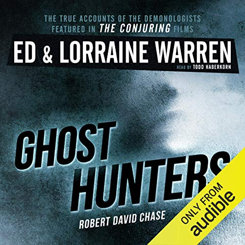 Ghost Hunters cover art