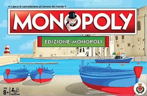 Winning Moves Monopoly- Edizione Città di Monopoli da Collezione 2019