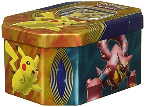 Pokemon TCG: Fall Battle Heart Tin Pikachu EX