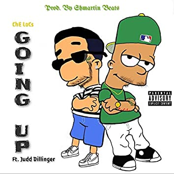 Going Up (feat. Judd Dillinger)
