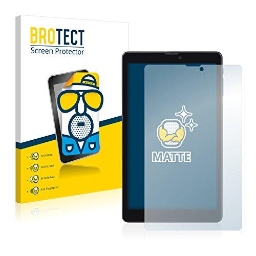 BROTECT 2X Entspiegelungs-Schutzfolie kompatibel mit Point of View Mobii Tab I847 Bildschirmschutz-Folie Matt, Anti-Reflex, Anti-Fingerprint