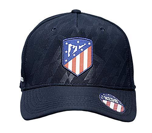 Atlético de Madrid Gorra Infantil Azul Marino Producto Oficial - Nuevo Escudo