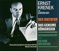 Krenek:Der Diktator/Das Geheime Konig