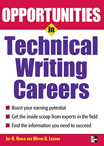 Opportunities in Technical Writing (Opportunities in)