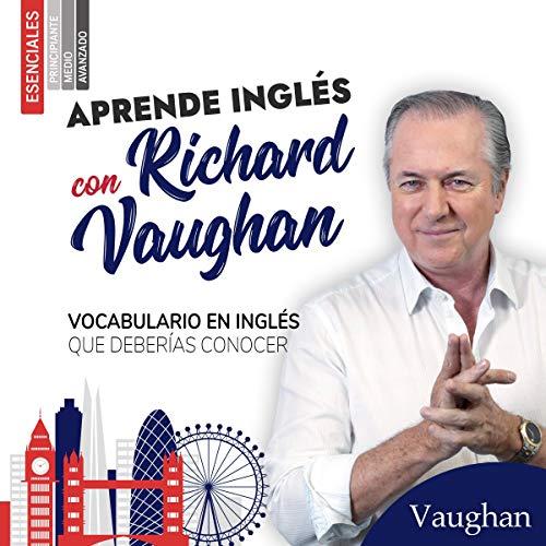 Diseño de la portada del título Vocabulario en Inglés que deberías conocer