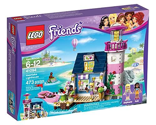 LEGO Friends 41094 - Heartlake Il Faro