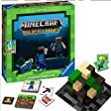 Ravensburger Minecraft Builders & Biomes Strategy Board Game