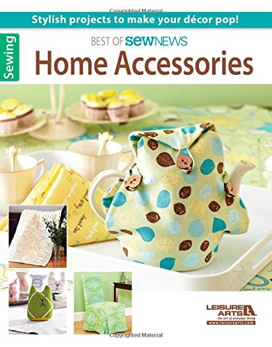 Best of Sew News: Home Accessories
