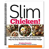 Slim Chicken! 115+ Delicious, Healthy Chicken Recipes That Help You Drop Stubborn Pounds Without Hunger