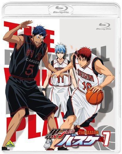 黒子のバスケ 2nd SEASON 7 [Blu-ray]