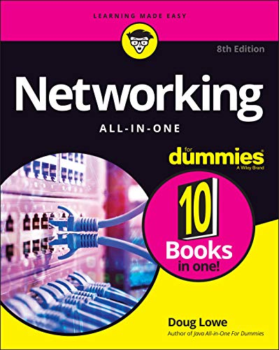 Compare Textbook Prices for Networking All-in-One For Dummies 8 Edition ISBN 9781119689010 by Lowe, Doug