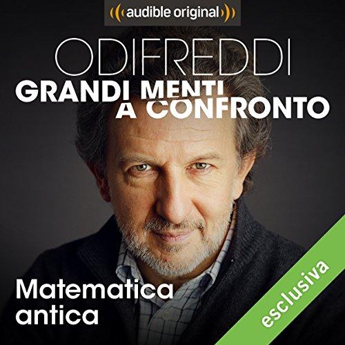 Matematica antica - Pitagora vs Euclide audiobook cover art