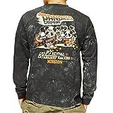 パンディエスタ PANDIESTA パンダ ハングオン バイク レース ロング Tシャツ 和柄 539851-175タイダイ-L