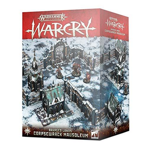 Games Workshop Age of Sigmar: Warcry Corpsewrack Mausoleum