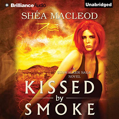Kissed by Smoke Titelbild