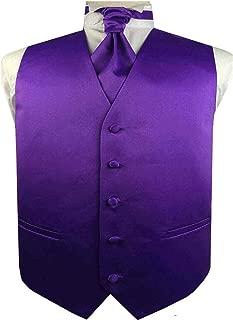 mens ascot waistcoats