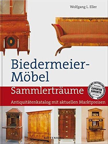Biedermeier-Möbel. Sammlerträume. Antiquitätenkatalog mit aktuellen Marktpreisen