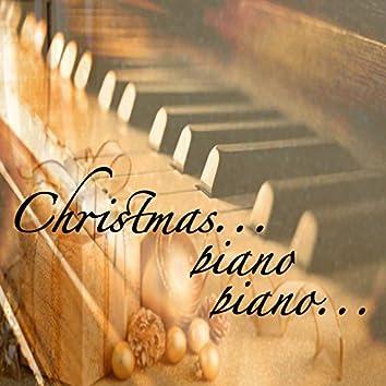 Christmas... piano piano...