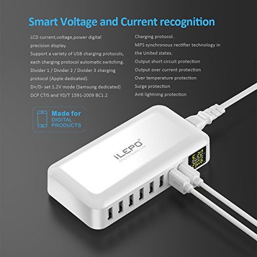 iNepo iNEPO 8 in 1 USB charger_SML
