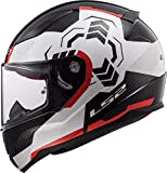 Zoom IMG-1 ls2 casco de moto ff353