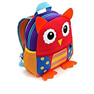 Toddler Backpack for Boys and Girls, AOBETAK Cute Animal Design Small School Bags, Greate Present & ...