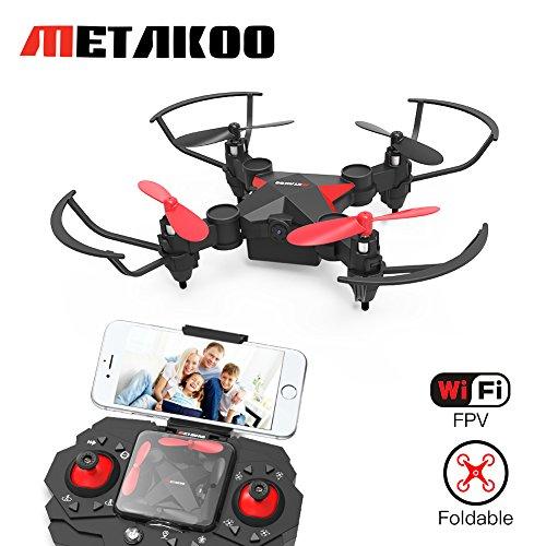 METAKOO Mini Drone App WiFi FPV RC...